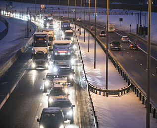 Vegvesenet åpner for flere motorveier – foreslår å senke kravene