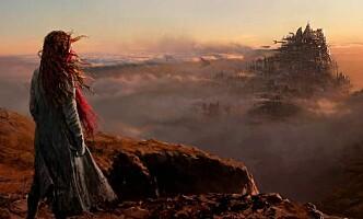 <strong>SPEKTAKULÆRT:</strong> «Mortal Engines» er en påkostet og spektakulær film, men kinopublikummet svikter. Foto: Filmweb