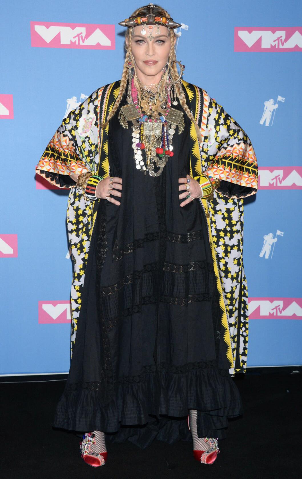 Madonna Foto: Scanpix