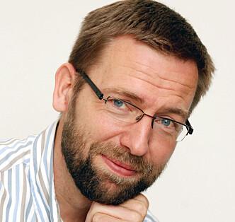Hans Olav Enger, professor i nordisk språk. Foto: UIO