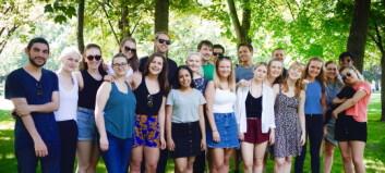 Ingen strøm av norske studenter fra Budapest