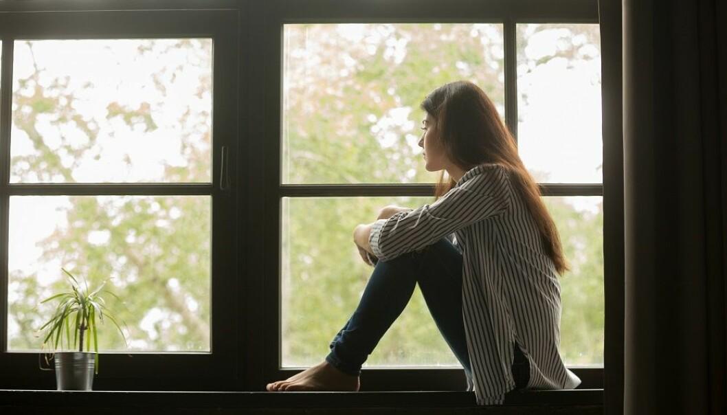 FRYKT: Frykt for å gjøre i buksa/tisse seg ut kan skape agorafobisk unnvikelse hos noen, sier forsker. FOTO: Shutterstock