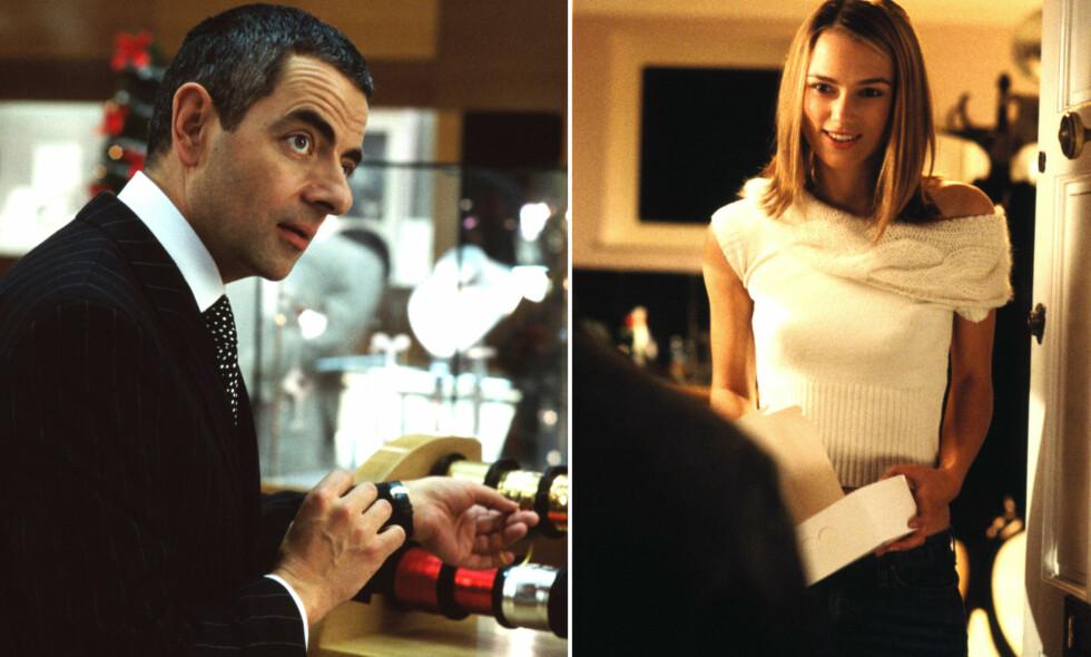 IKONISK: «Love Actually» har fått en spesiell plass i manges hjerter. I 2008 ble den kåret til tidenes julefilm. Foto: All over press / Universal