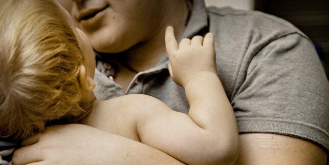 image: Nils hadde nettopp blitt mann da han fikk vite at han var gravid