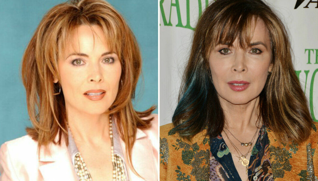 SKURK: Alle elsket å hate Kate! Lauren Koslow har spilt rollen siden 1996. FOTO: NBC / Scanpix