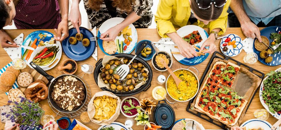 IKKE MANGEL: I dag møter helsevesenet svært sjeldent veganere med vitamin B12-mangel, og andel veganere er forsvinnende liten blant dem som får påvist B12-mangel, skriver innsenderen. Foto. Shutterstock / NTB Scanpix