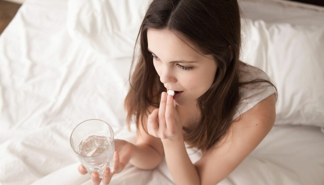 MEDISINER: Noen medisiner kan forårsake nattesvette. FOTO: NTB Scanpix