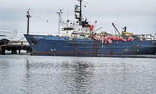 image: Seks dødsfall på snøkrabbebåtene