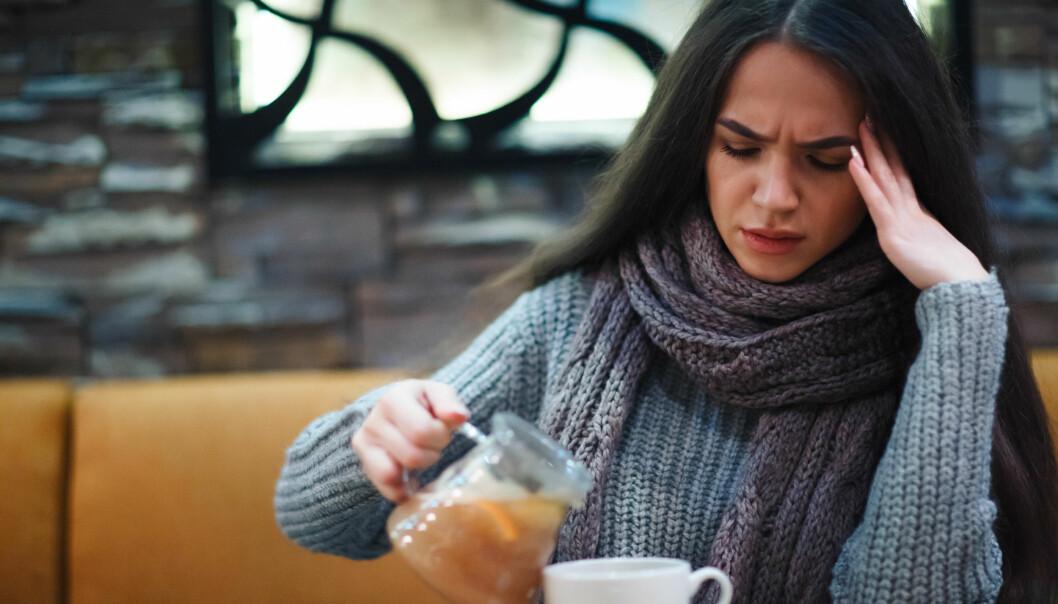 SYK I FERIEN: Er man syk på en helligdag, kan man ikke kreve å ta ut fridagen senere. FOTO: NTB scanpix