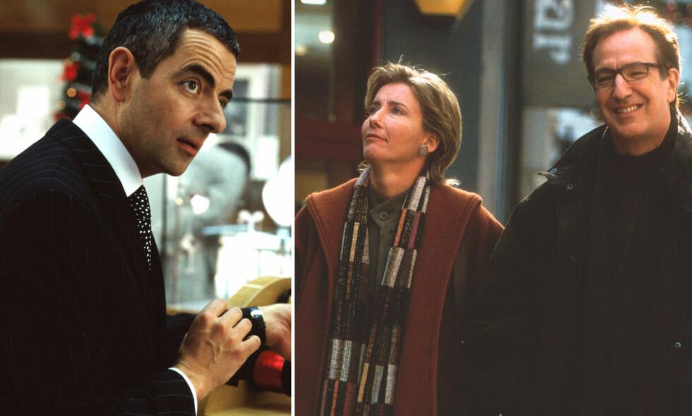IKONISK: «Love Actually» har fått en spesiell plass i manges hjerter. I 2008 ble den kåret til tidenes julefilm. Foto: All over press, Universal / Filmweb