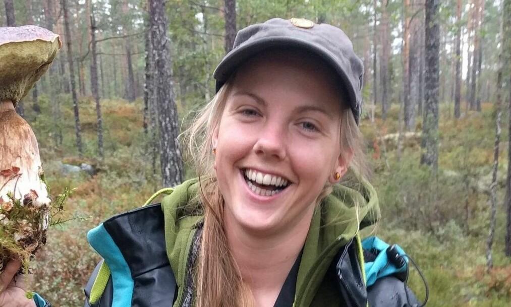 <strong>FRILUFTSGLAD:</strong> Maren Ueland beskrives av moren som en varm og friluftsglad jente. Bildet publiseres etter tillatelse fra familien. Foto: Privat