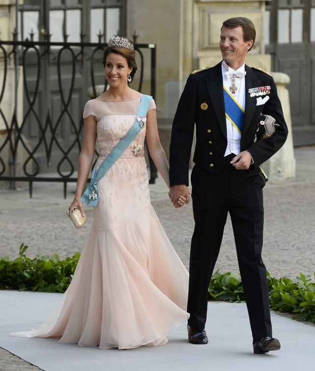 NY ROLLE: Prins Joachim trer inn i en ny rolle neste år. Her sammen med kona prinsesse Marie slik vi er vant til å se ham. Foto: NTB scanpix
