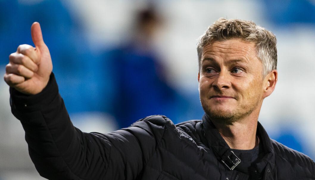 I dag blir Solskjær trolig United-manager