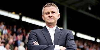 image: Solskjær trosser sønnens ønske ved å bli Mourinhos erstatter
