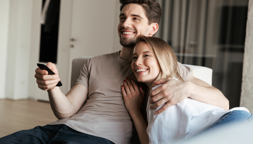 ROMANTIKK: Romantiske filmer vekker følelser i oss, men ikke bare gode følelser. FOTO: NTB Scanpix