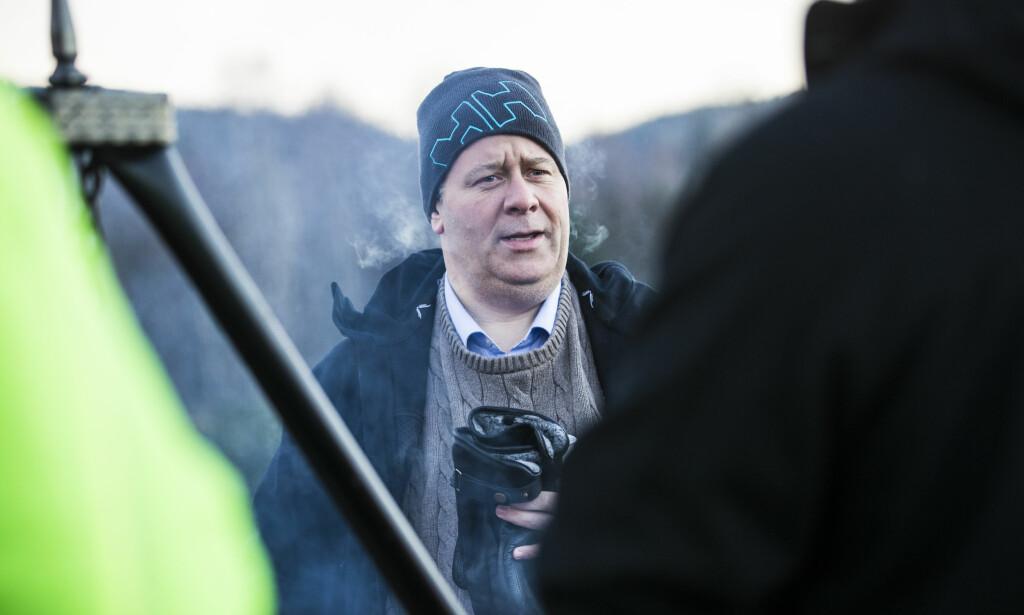 Lider: Bård Hoksrud. Foto: Trond Reidar Teigen / NTB scanpix