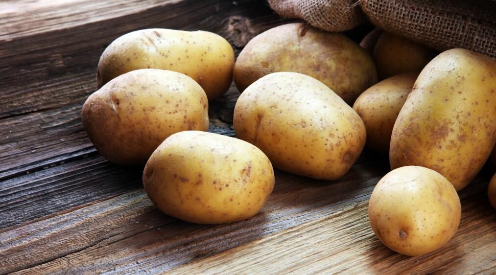 <strong>POTETER:</strong> Sønderkokte poteter er ikke hyggelig å sette på bordet. Se hvordan du alltid får perfekte poteter med gode råd fra kjøkkensjefen ved Det Kongelige Hoff. Foto: Shutterstock