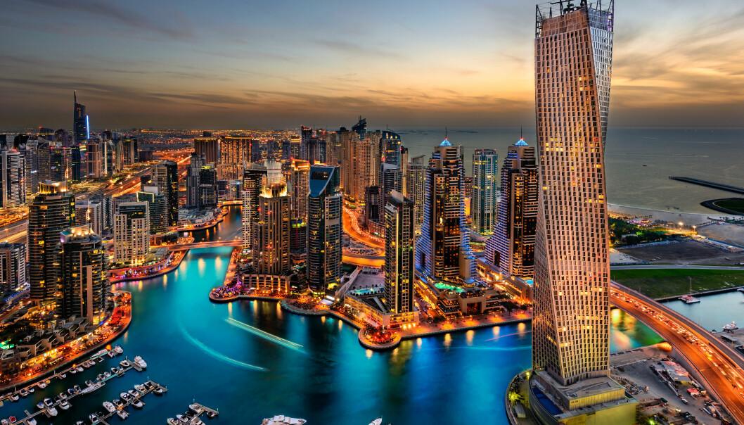 INNSIDETIPS: Dubai er sted for manges drømmeferie. Foto: Shutterstock
