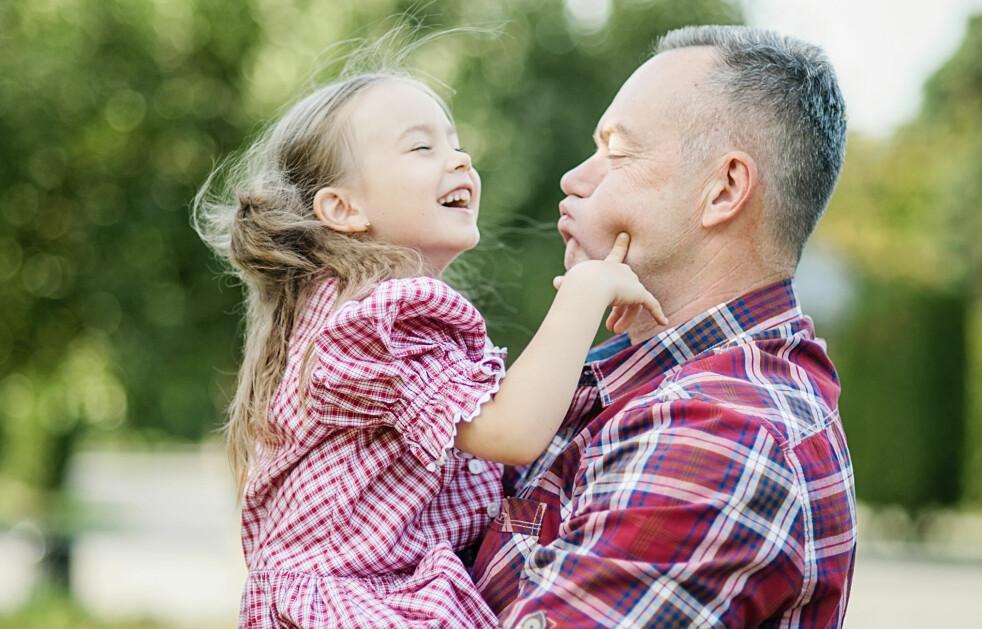 <strong>BEST:</strong> Vi liker dem så godt at vi rett og slett kaller dem bestefar og bestemor. Foto: Shutterstock