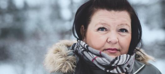 Bente Linn vet hun vil få hjerneslag. At ingenting kan stoppe det