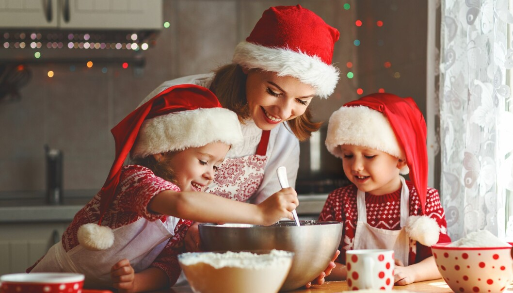 JULEN VARER HELT TIL PÅSKE..? For noen varer julen litt lenge, og da er det selvsagt lurt å være bevisst. FOTO: NTB Scanpix
