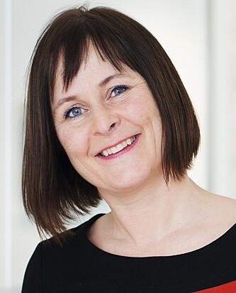 INTERESSANT UTVIKLING: Professor Bente Ailin Svendsen bekrefter at norske barn snakker mye engelsk med hverandre, men hun er ikke bekymret for konsekvensene det vil ha for det norske språket. - Det er en myte at norsk er «rent», sier hun. FOTO: UiO