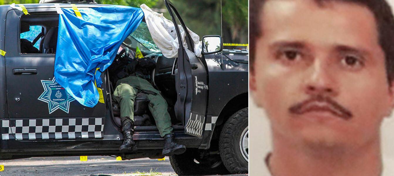 KARTELLEDER: El Mencho begynte i det små i sin hjemlige delstat Jalisco. I dag er han leder for et kartell med virksomhet over hele kloden. USA har utlyst en dusør på 10 millioner dollar for opplysninger som kan få ham arrestert. Foto: NTB Scanpix