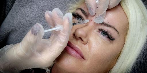 image: Begynte med botox for fire år siden:- Jeg er avhengig