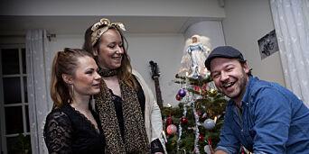 image: Petter Uteligger drar fra barna og samboeren på julaften for å feire med ensomme