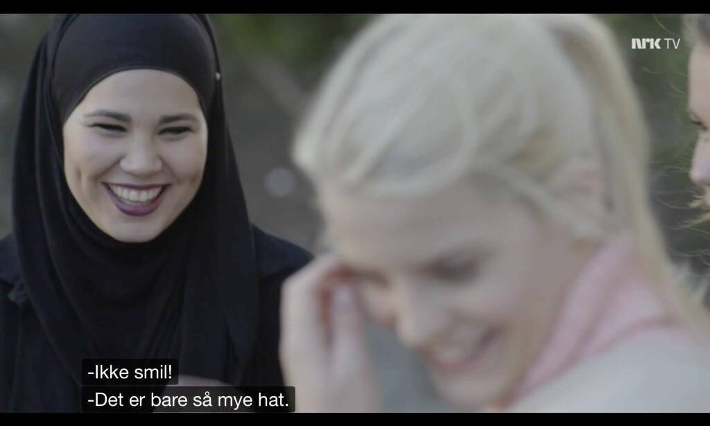 Koseligkoseligkoseligkoselig, og... Foto: NRK