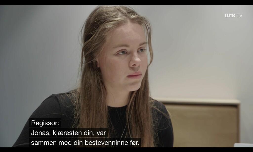 Ja, Julie Andem er altså hun som har regissert «Skam», btw. Foto: NRK