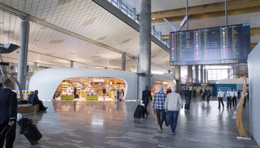 Se hvor utrolig enkelt det er å lure deg på flyplassen