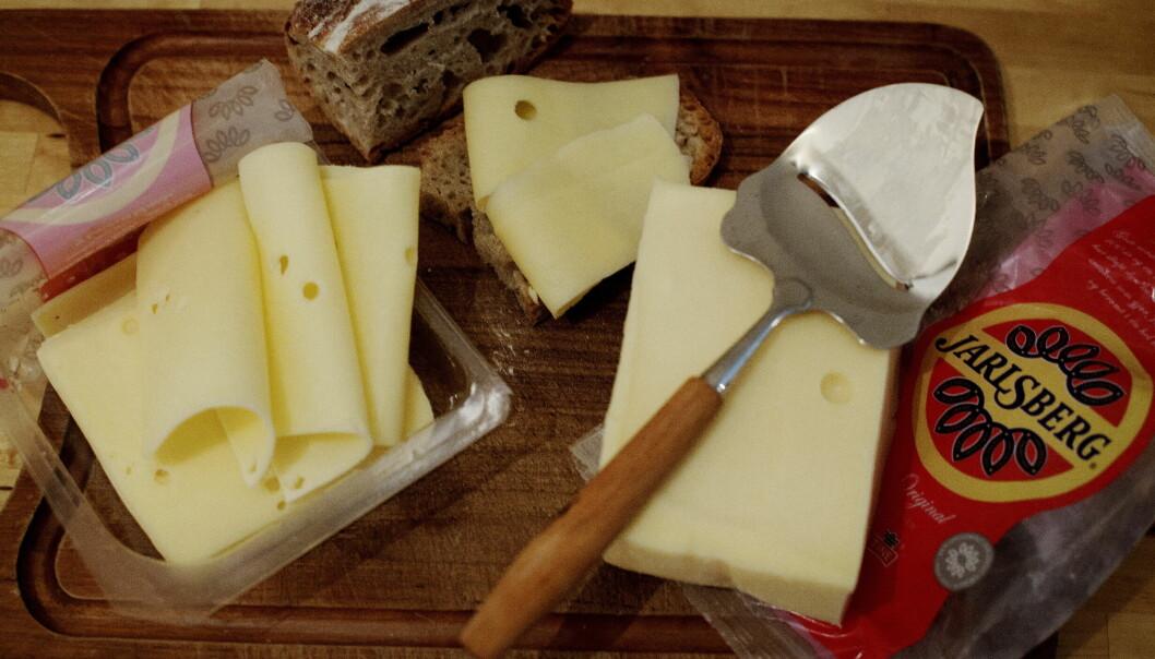 <strong>OVERPRISET?:</strong> Den opprinnelige hensikten med subsidieringen av ost innfris ikke, skriver artikkelforfatteren. Foto: NTB Scanpix