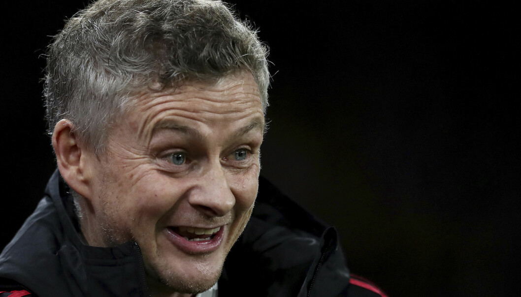 <strong>SKAL ANGRIPE:</strong> Ole Gunnar Solskjær lover et offensivt Manchester United-mannskap mot Tottenham søndag. Foto: AP Photo/ Jon Super/NTB Scanpix
