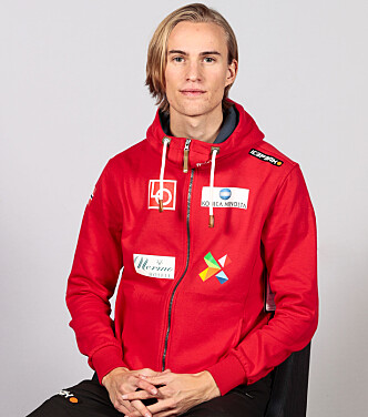 <strong>HOPPUKEKLAR:</strong> Daniel-André Tande. Foto: Lise Åserud / NTB scanpix