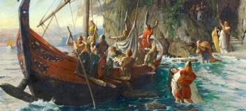 Vikingene som ville erobre Roma