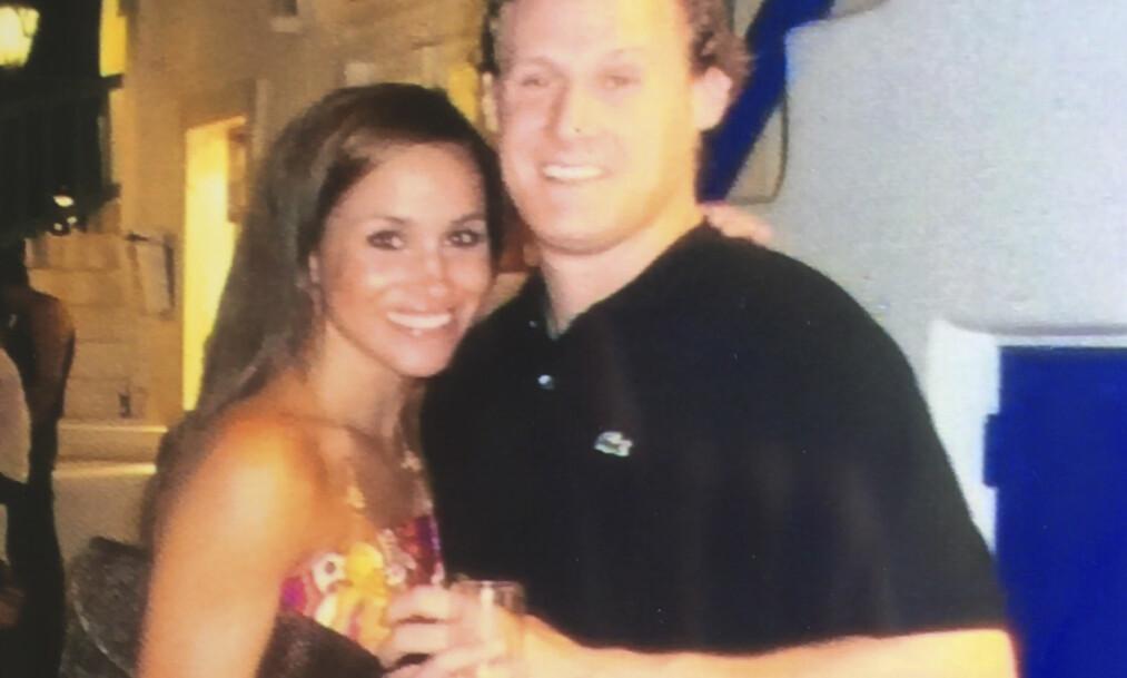 NYE DETALJER: I 2011 giftet Meghan, den gang Markle, seg med den amerikanske produsenten Trevor Engelson. Nå kommer det frem at paret angivelig skal ha kjøpt inn store mengder narkotika til gjestene. Foto: NTB scanpix