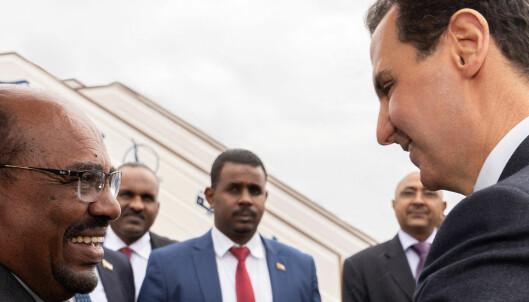 Assad gjør comeback med Trumps hjelp