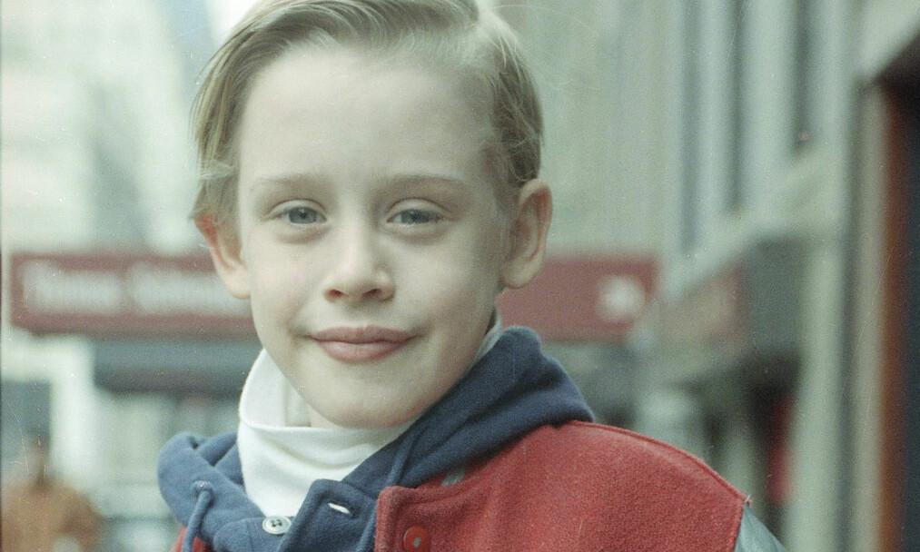 «ALENE HJEMME»-STJERNEN: De siste 28 årene har Macaulay Culkin blitt gjenkjent for rollen som Kevin McCallister i «Alene Hjemme». Nå letter han på sløret om julefilmene. Foto: NTB scanpix