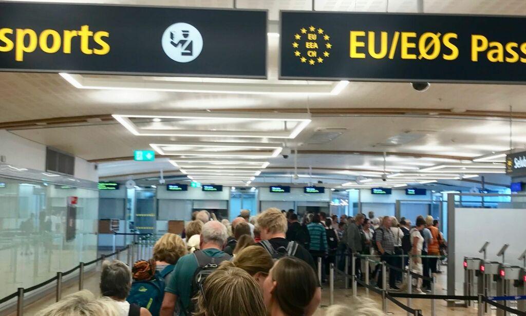 image: - De nektes flyturen fordi de ikke kjenner til dette