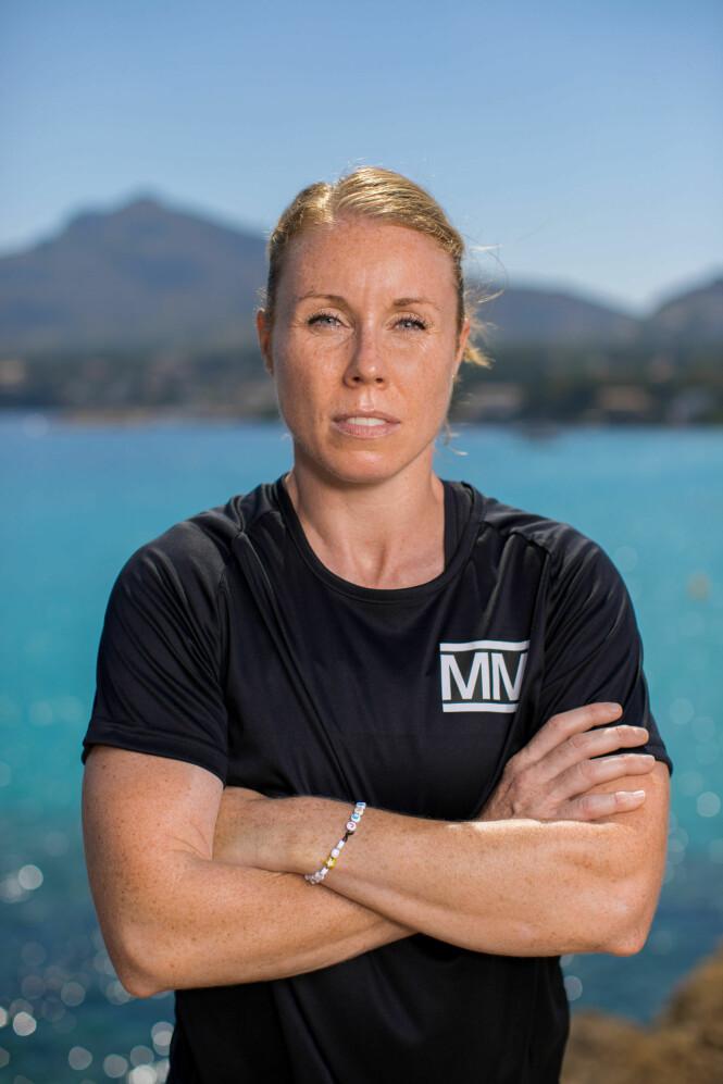 MÅTTE FÅ JA HJEMME: Tidligere håndballspiller Karoline Dyhre Breivang. Foto: NRK