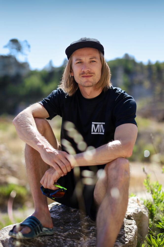 TRENTE IKKE: Tidligere skihopper Tom Hilde. Foto: NRK