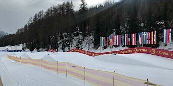 image: Dette synet møter de norske sprinterne:- Aldri sett noe liknende