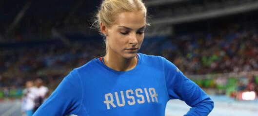 Russisk sjokk etter avsløringen