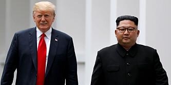 Kim kom med advarsel og ønsker nytt Trump-møte