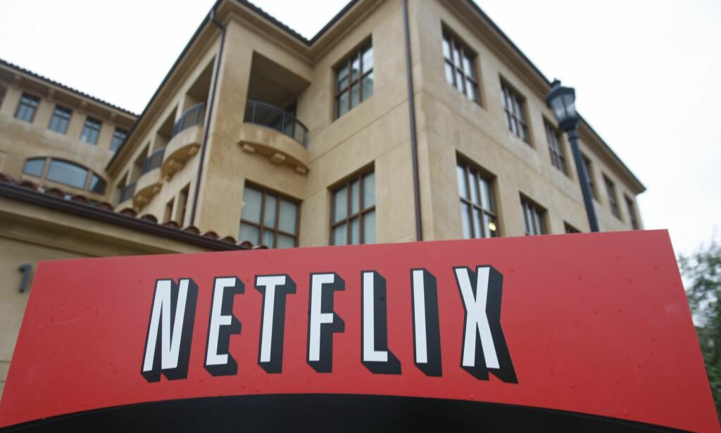 DROPPER SATIREPROGRAM: Netflix har fjernet saudiarabernes tilgang til programmet «Patriot Act with Hasan Minhaj». Foto: AP Photo/Marcio Jose Sanchez