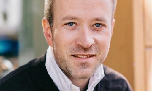 OVERLEGE: Jørgen Gravning. Foto: Stine Friis Hals, Aschehoug