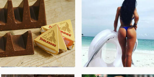 image: Advarer mot Toblerone-kroppen