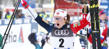Flugstad Østberg vant etter enorm spurt