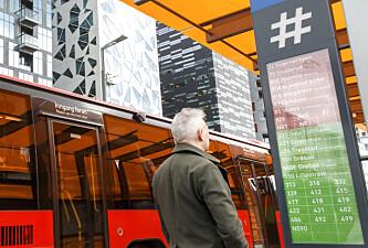 Nå øker prisene på kollektivtransport: Sjekk de nye prisene
